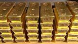 الذهب يسجل أكبر إنخفاض في أسعاره منذ ستة أعوام