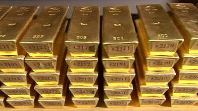 Ouro já desvalorizou 7,5% em novembro