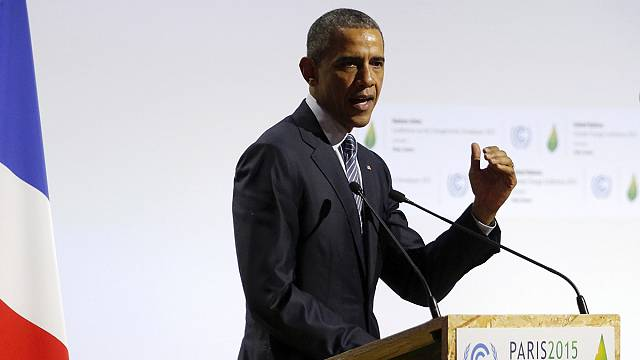Obama accepts duty of US to help fix climate change