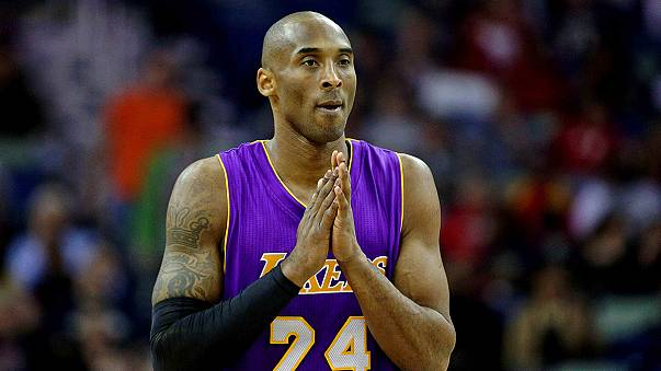 كرة السلة: الامريكي كوبي براينت يقرر الاعتزال