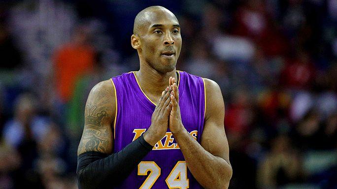 Kobe Bryant va raccrocher