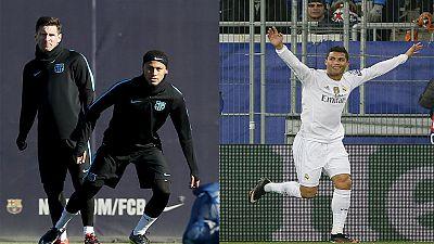 Bola de Ouro FIFA'2015: Neymar estreia-se nos nomeados entre Ronaldo e Messi