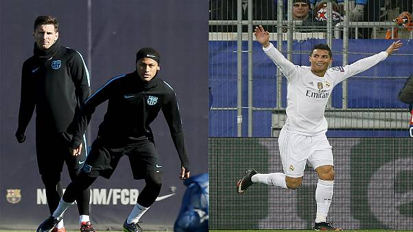 Messi, Ronaldo and Neymar make Ballon d'Or shortlist