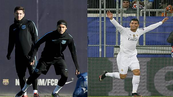 Ballon d'Or : Neymar accompagne Messi et C.Ronaldo