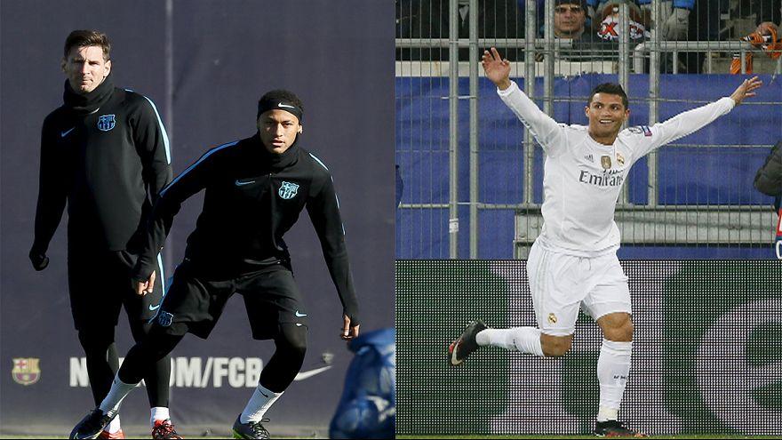 Messi, Ronaldo and Neymar make Ballon d'Or shortlist