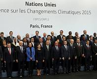 World leaders as never before kick-start climate talks at Paris COP21