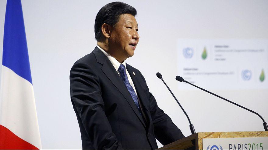 """Си Цзиньпин призвал к достижению """"всеобъемлющего, сбалансированного и объединяющего соглашения"""""""