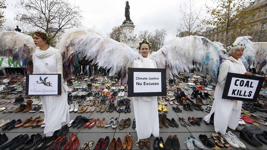 """COP21: la parola agli attivisti, """"siamo al fronte, bisogna fermare il riscaldamento globale"""""""
