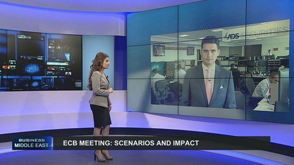 Финансовые рынки ждут слова от ЕЦБ