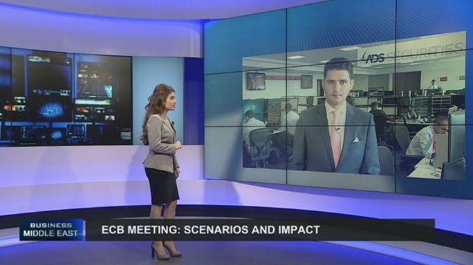EZB-Sitzung am Donnerstag im Fokus der Anleger