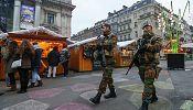 Belgium's PM Michel calls for a European CIA