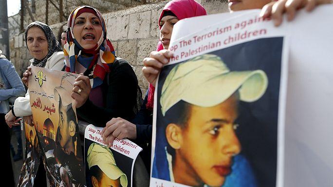 Palästinensischer Teenager bei lebendigem Leib verbrannt: Schuldspruch gegen zwei Israelis