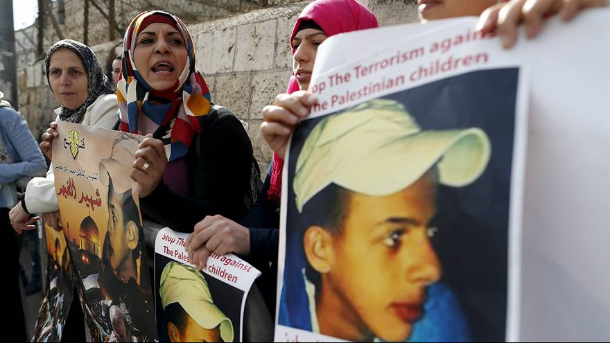 Dois israelitas condenados por assassínio de um jovem palestiniano