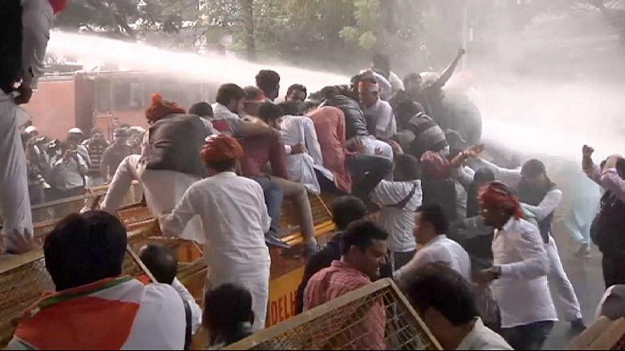 احتجاجات ضد التعصب الديني في الهند