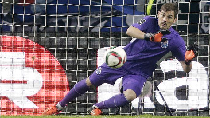 Liga Portuguesa, J11: Casillas e William valem triunfos a Porto e Sporting