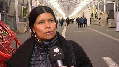 Les femmes d'Amazonie s'invitent à la COP21