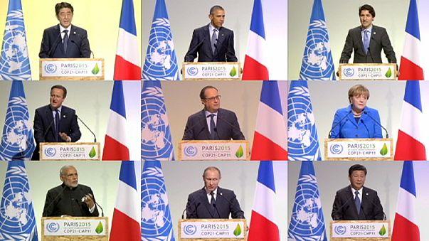 مؤتمر المناخ في باريس: دعوة للاستثمار في الطاقة النظيفة من أجل الحفاظ على البيئة