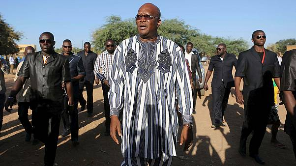 Kaboré neuer Präsident in Burkina Faso