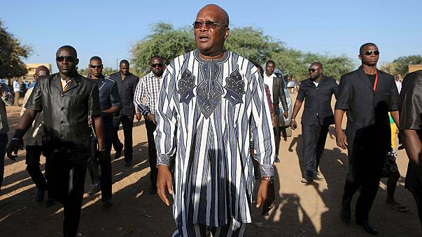 Burkina Faso elects first new president in decades