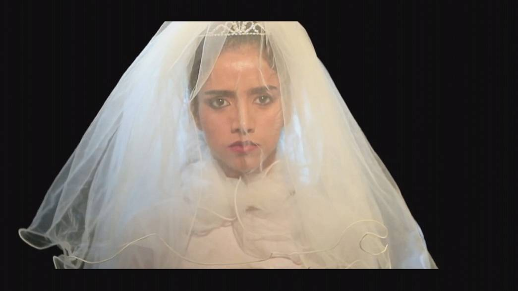 A marriage made in music; the extraordinary tale of Afghan rapper Sonita Alizadeh