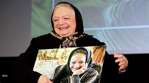 تجلیل از شهلا ریاحی، نخستین کارگردان زنِ سینمای ایران