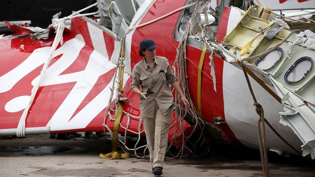 Un fallo mecánico está en el origen del accidente del Airbus que se estrelló en aguas de la isla de Borneo hace casi un año