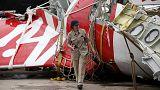 Defekte Lötstelle und menschliches Versagen führten zu Absturz des AirAsia-Jets vor Indonesien