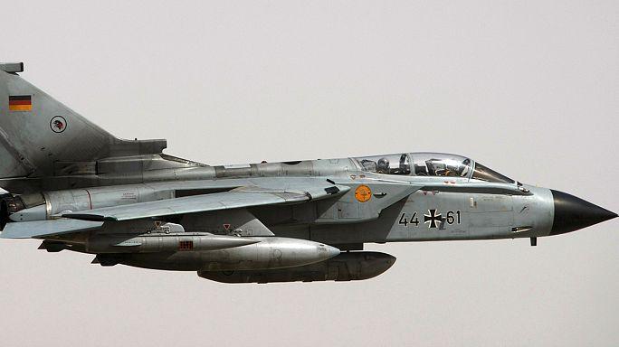 الحكومة الألمانية توافق على مشاركة  الجيش في الحملة ضد الجهاديين في سوريا.