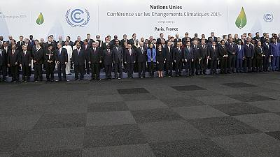COP21: family photo – nocomment