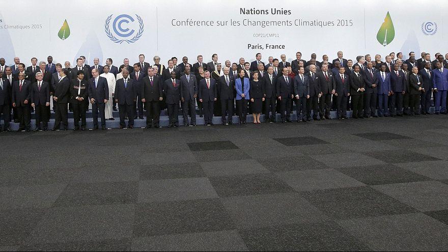 COP21: foto di gruppo