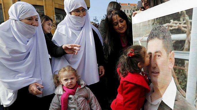 Fogolycsere Bejrút és a szíriai an-Nuszra Front között