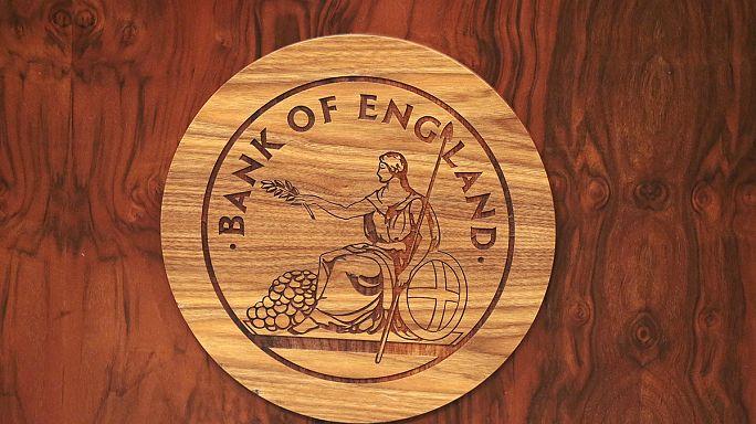 """Britische Notenbank gibt sieben Großbanken den Stempel """"krisenfest"""""""