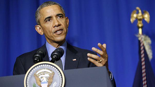 باراک اوباما خواهان «تعهدات الزام آور» در زمینه تغییرات اقلیمی شد
