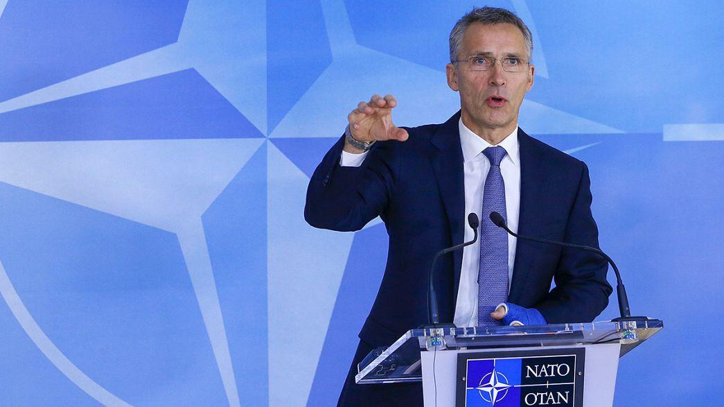 Nato will türkische Luftabwehr verstärken