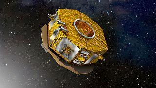LISA macht sich auf die Suche nach Gravitationswellen