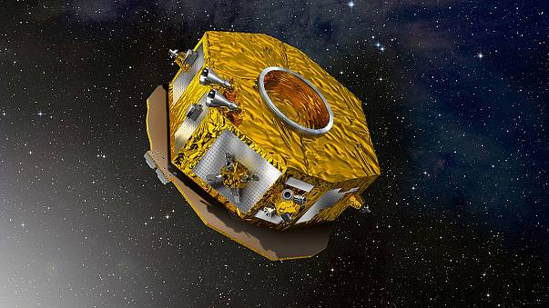 LISA Pathfinder отправляется на поиски гравитационных волн