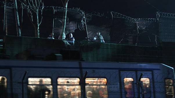 Blast at Istanbul metro station