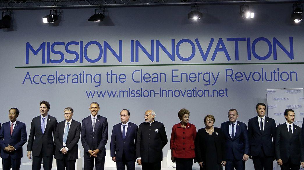 COP21: Wie Bill Gates und seine Milliardärsfreunde Industrien säubern wollen, die sie reich gemacht haben