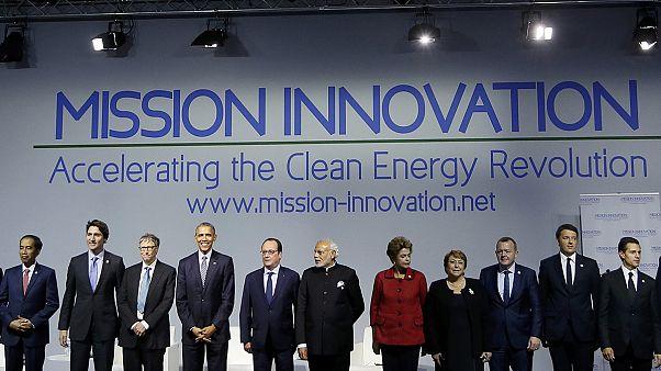 Παρίσι: Συνασπισμός δισεκατομμυριούχων για πιο καθαρή ενέργεια