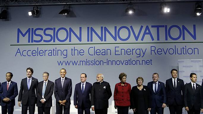 Bill Gates launches 'Breakthrough Energy Coalition' at COP21