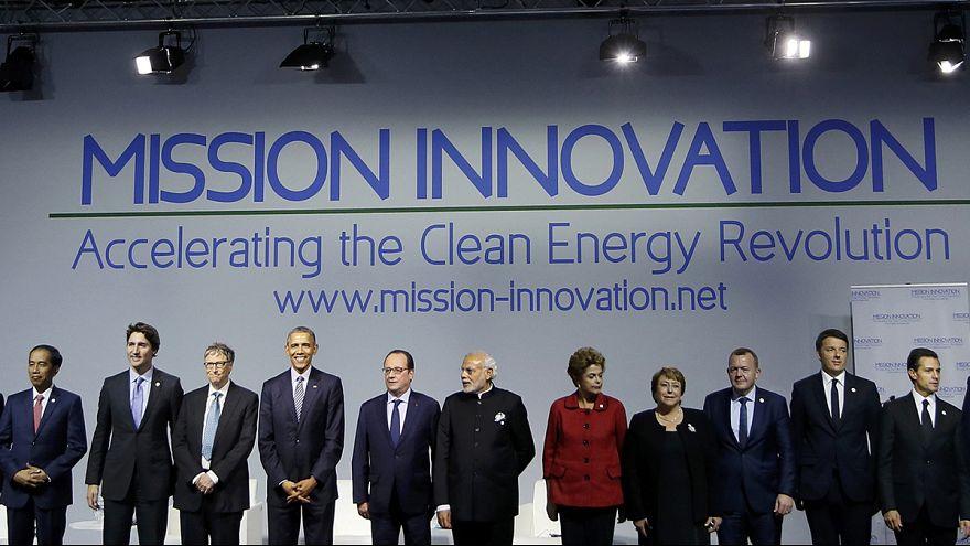 Cop21, Bill Gates: coalizione di miliardari per investire in energie pulite