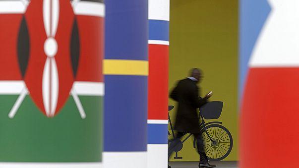 Frankreich sagt Milliarden für Elektrifizierung Afrikas zu