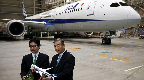Las aerolíneas japonesas invierten en algas para el futuro biocarburante de sus Boeing 787