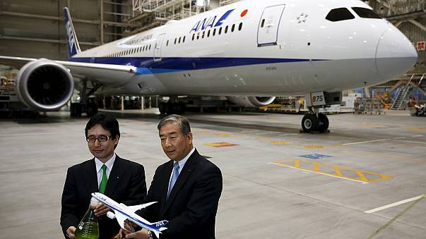 Environnement : les algues donnent des ailes à All Nippon Airways