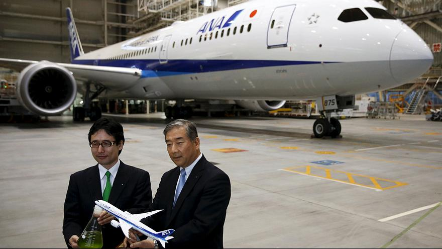 "All Nippon Airways will ""bio"" fliegen"