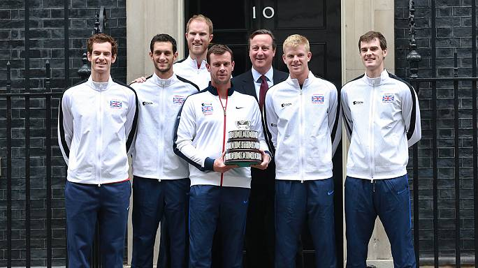 Busy 2016 awaits Davis Cup champ Murray