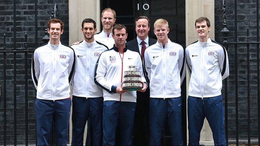 Кубок Дэвиса в Лондоне