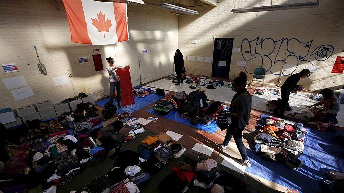 Le Canada lance un pont aérien pour les réfugiés syriens
