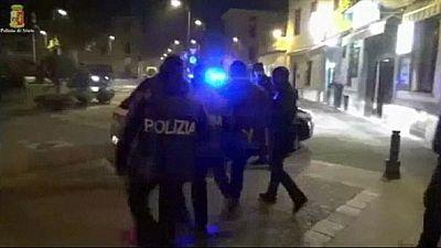 Антитеррористические операции в Италии и Косове: задержаны четыре человека