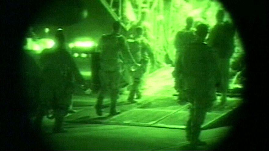 ارسال قوات خاصة أمريكية إلى العراق لمحاربة تنظيم الدولة الاسلامية